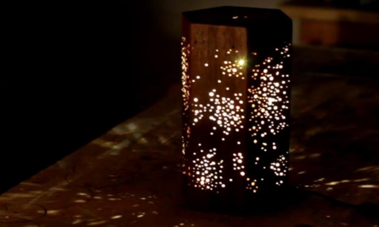 Ciel Lampe Effet Étoilé Led Technigem Avec – 2YDWHE9I