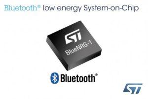 BlueNRG-1 (ST microelectronics)