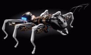 """Robot """"Bionic Ant"""" de la société Festo"""